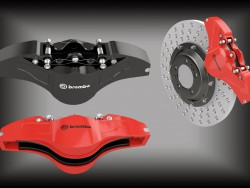 Freins Brembo
