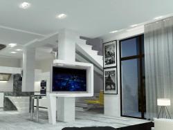 nueva sala de estar + cocina comedor