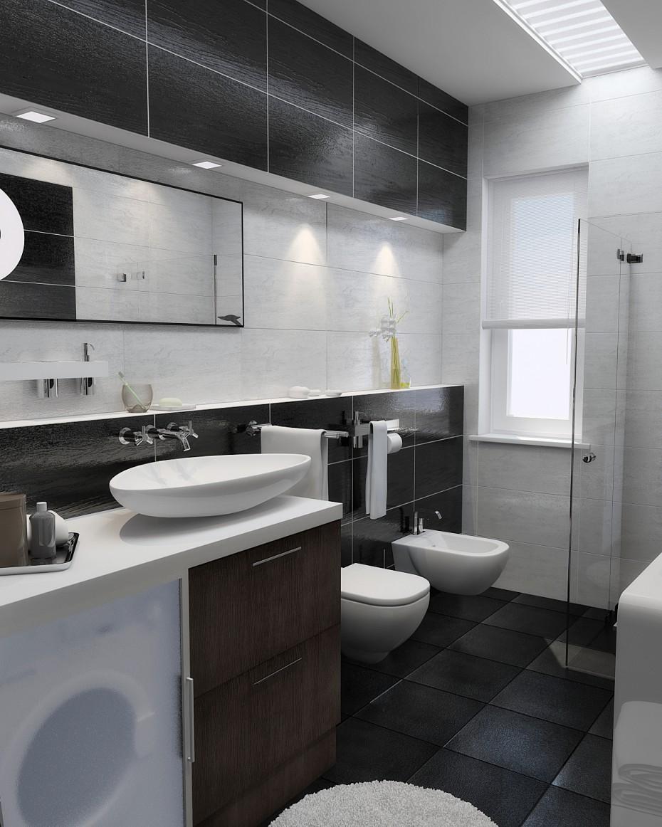 ванная вариант 2 в 3d max vray изображение