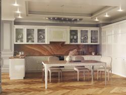 Cozinha clássica