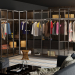 villa glass master wardrobe