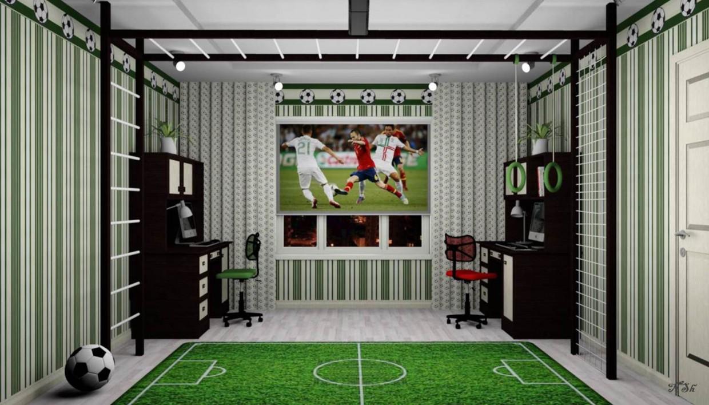 imagen de Sala infantil para los jugadores jóvenes. en Otra cosa Other