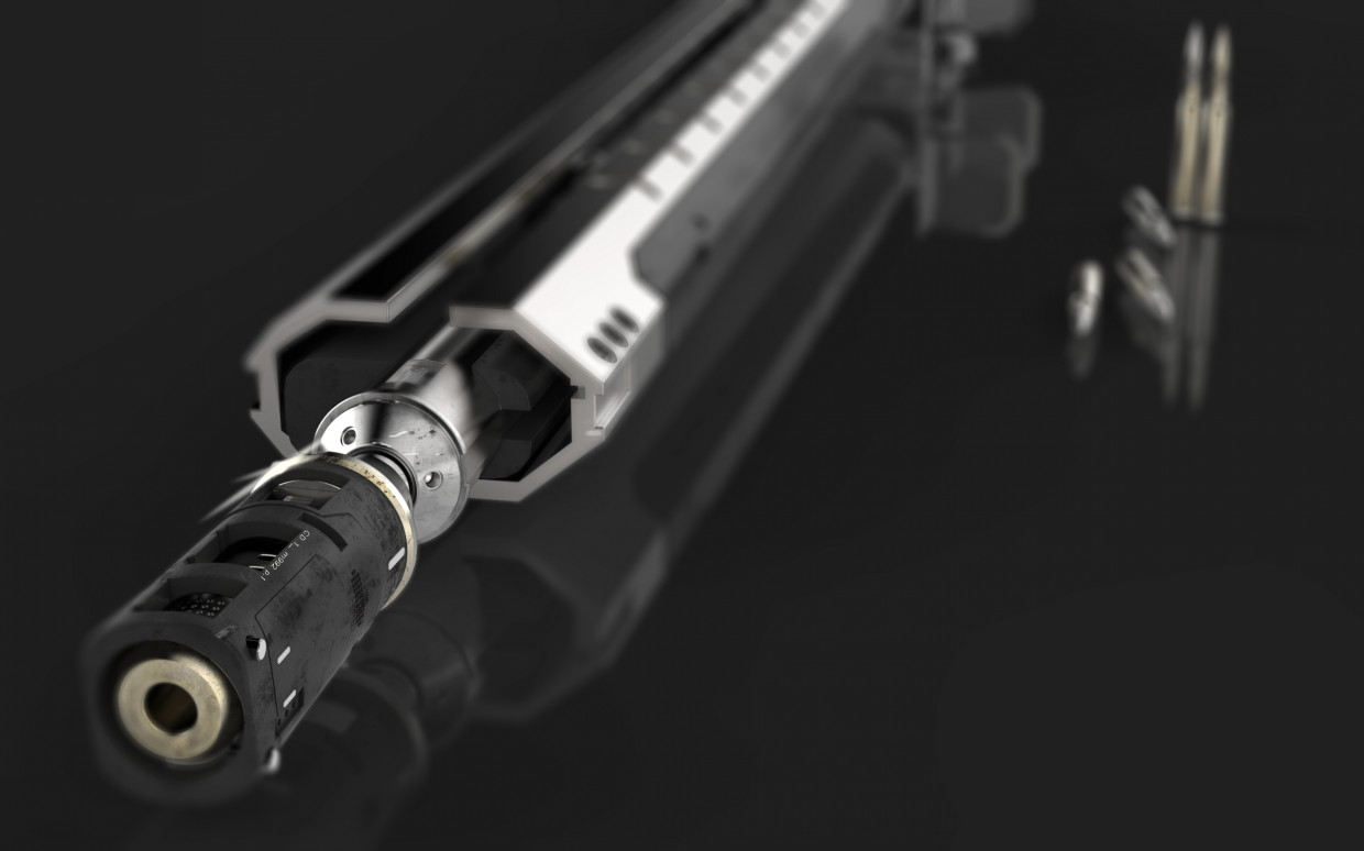 3d visualization of the project in the Rifle 3d max, render Other of marko0306