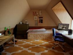 Кімната на горищі