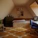 Attic room in 3d max corona render image