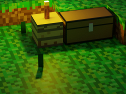 Coffre de Minecraft