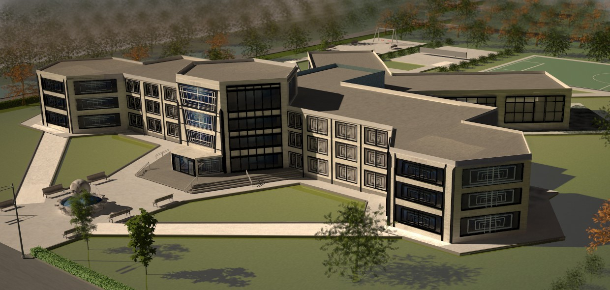 schools with in-depth study of ICT in 3d max vray image