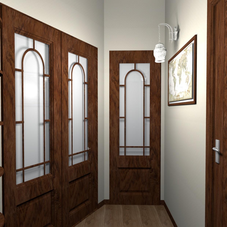 imagen de Mueble de entrada en el apartamento de 42 metros cuadrados. en Otra cosa Other