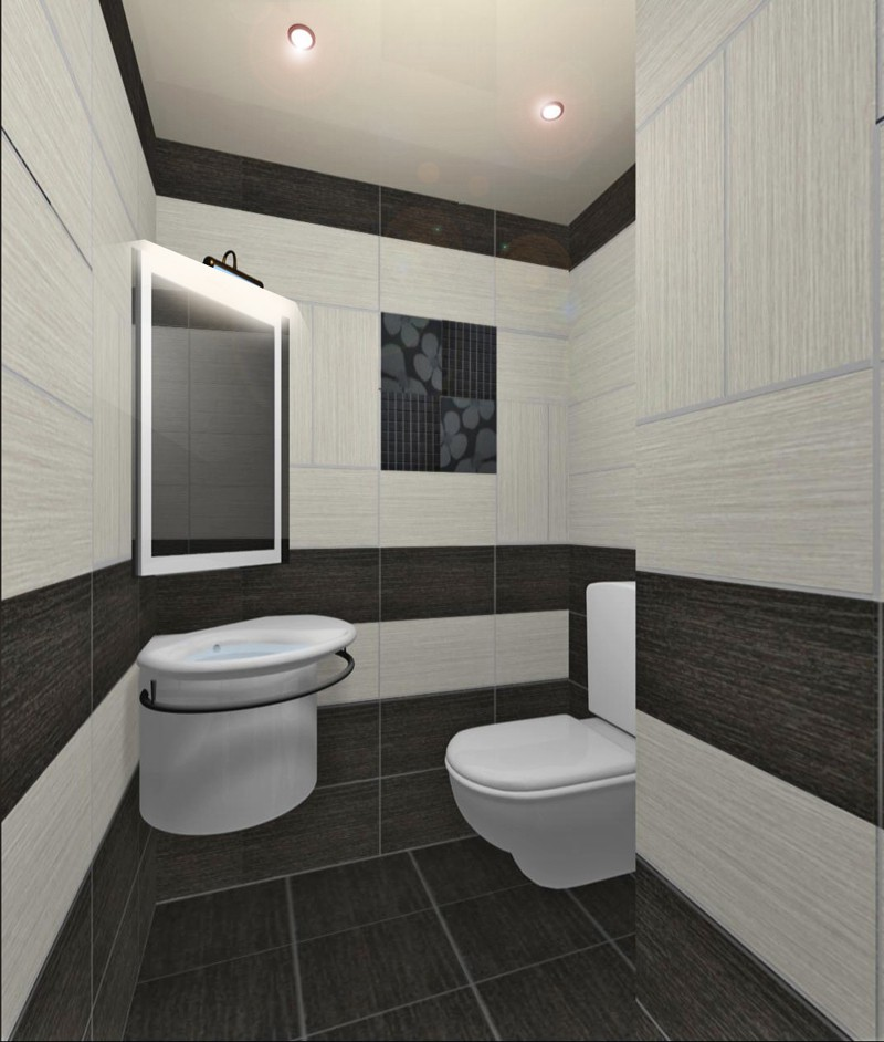 Flat in 3d max vray image
