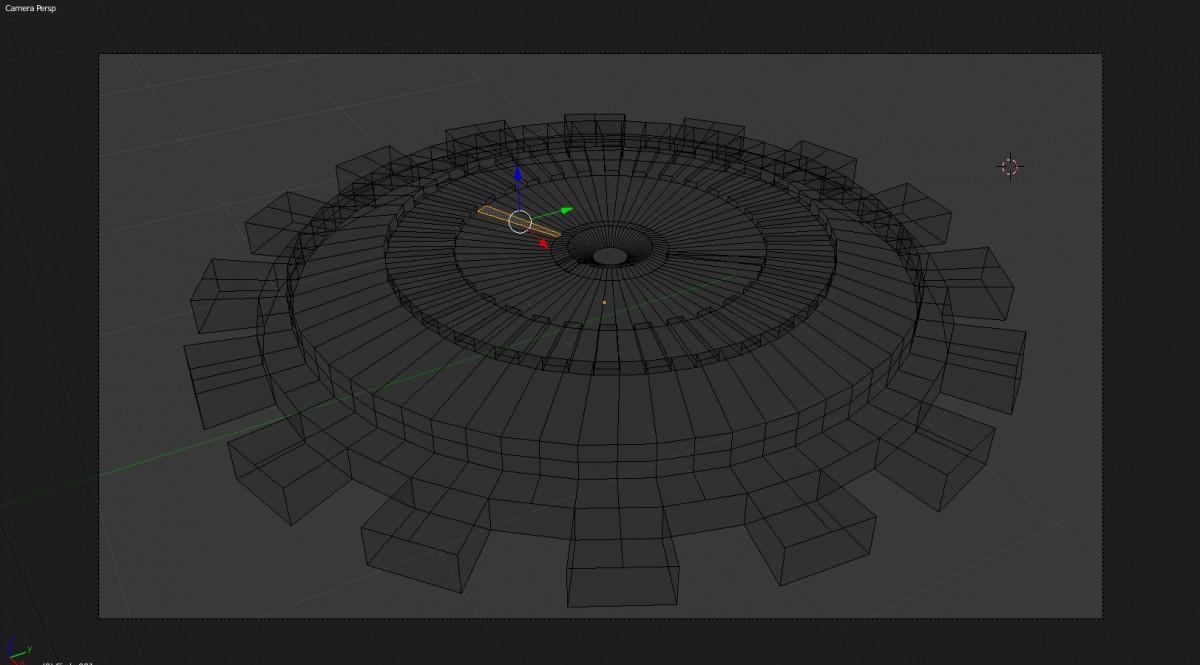 imagen de Experimentación en Blender en 3d max Other