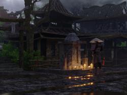 flüsterndes Dorf