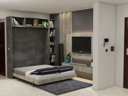 TV&BED