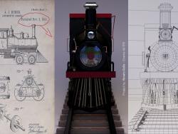 भाप लोकोमोटिव रेलवे