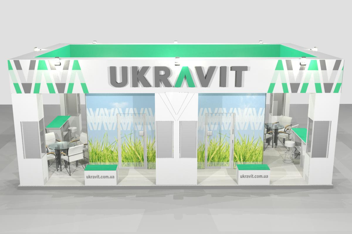 3d visualization of the project in the Stand 3d max, render Other of Марго699