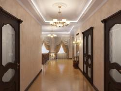 Klassische hall