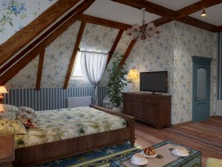 Classic Bedroom 2 Corona
