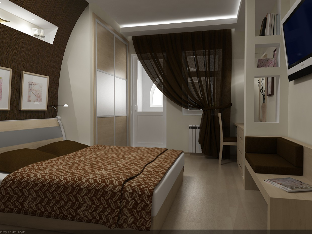 my ideas in 3d max vray image