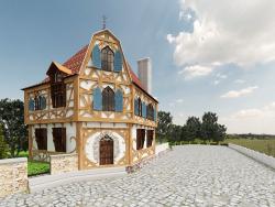 Casa de fadas