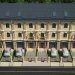 Townhouse exterior in 3d max vray 3.0 image