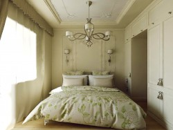 Europäischen Stil Schlafzimmer
