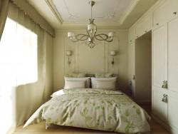 Estilo europeo dormitorio