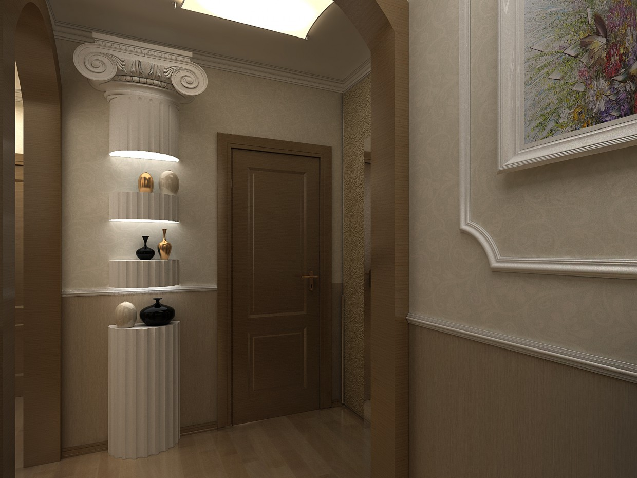 Guest room  in  3d max   vray  image