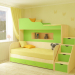 Children's bunk in 3d max vray 3.0 image
