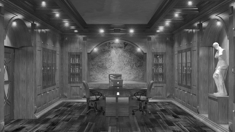 Cabinet - ArtSem in 3d max vray image