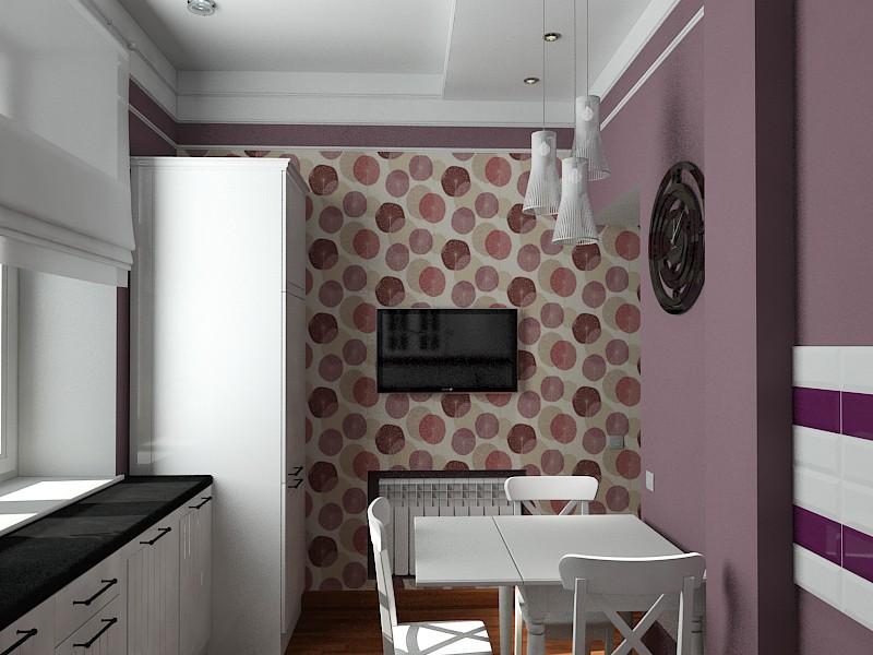 imagen de Cocina en 3d max vray