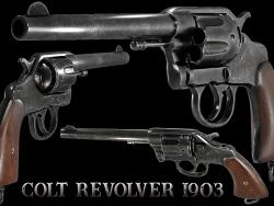 Colt-Revolver-1903