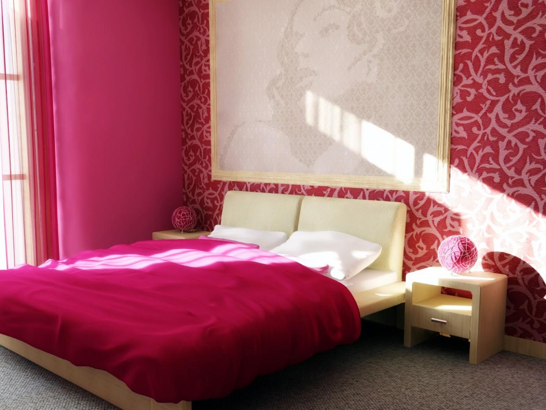 imagen de Diseño de dormitorios. Proyecto de tesis. en 3d max vray