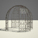 Fountain in the cage in 3d max vray 2.5 image