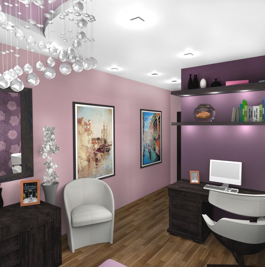 Спальня-кабинет в Другое Other изображение