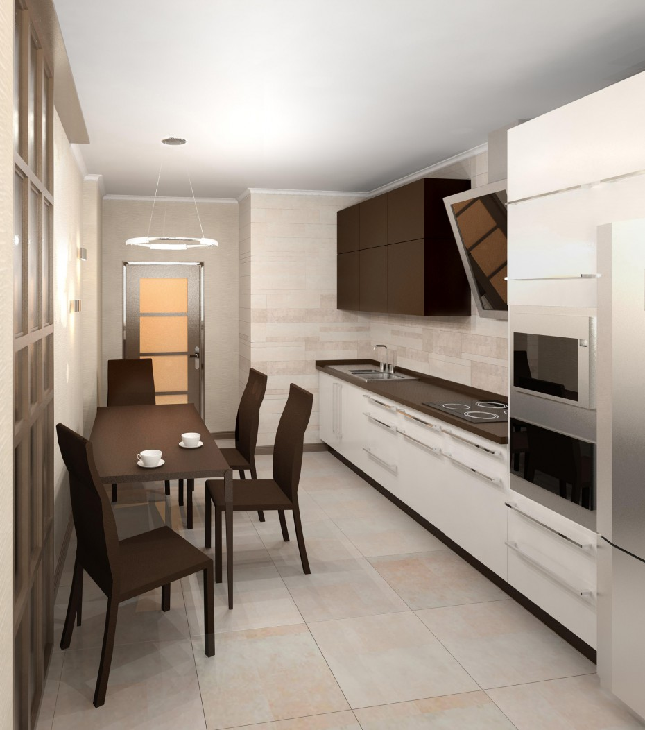Kitchen in Other thing vray image