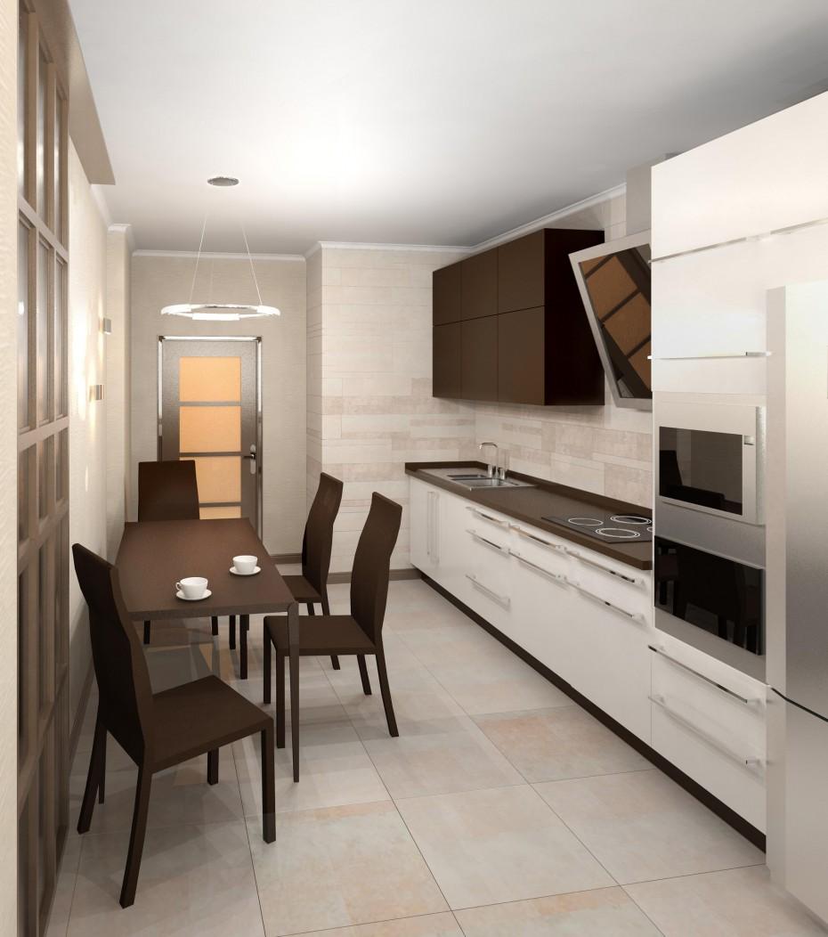 Кухня в Другое vray изображение