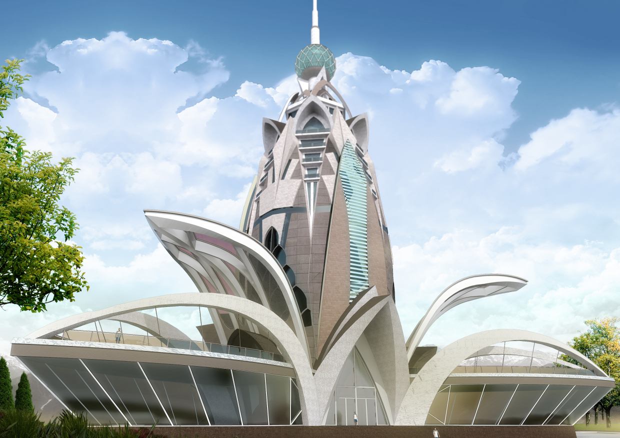 Hotel in ArchiCAD Other image
