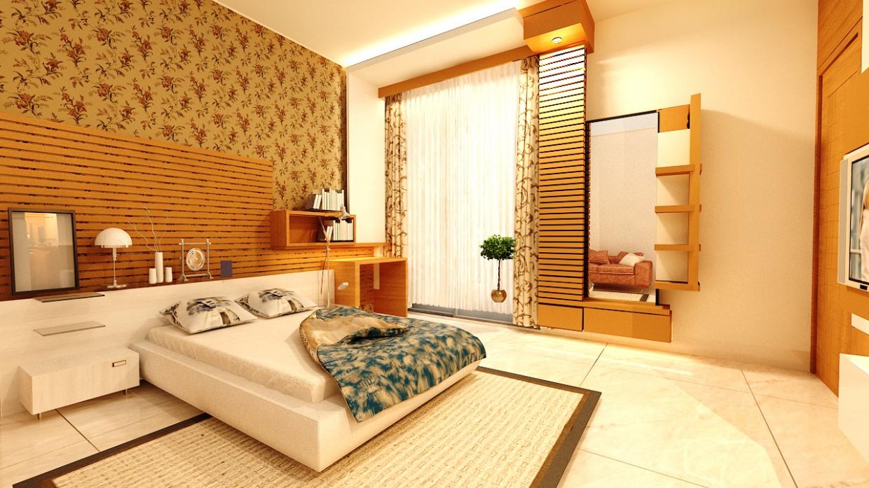 CHILD BED_MR.SHIPON_BONANI, DHAKA in 3d max vray 3.0 image