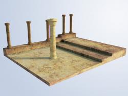 प्राचीन स्तंभ