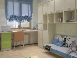 Habitacion para un chico