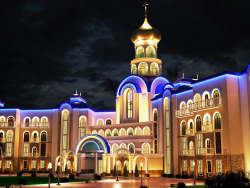 ODESSA CATHEDRAL SCHOOL (V-Ray)