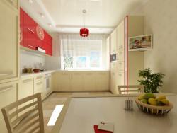Cozinha leve
