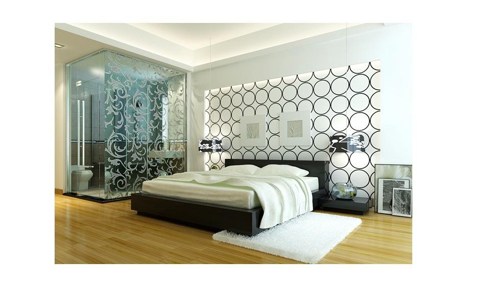 3d визуализация проекта Спальня в 3d max, рендер vray от NaSStiK