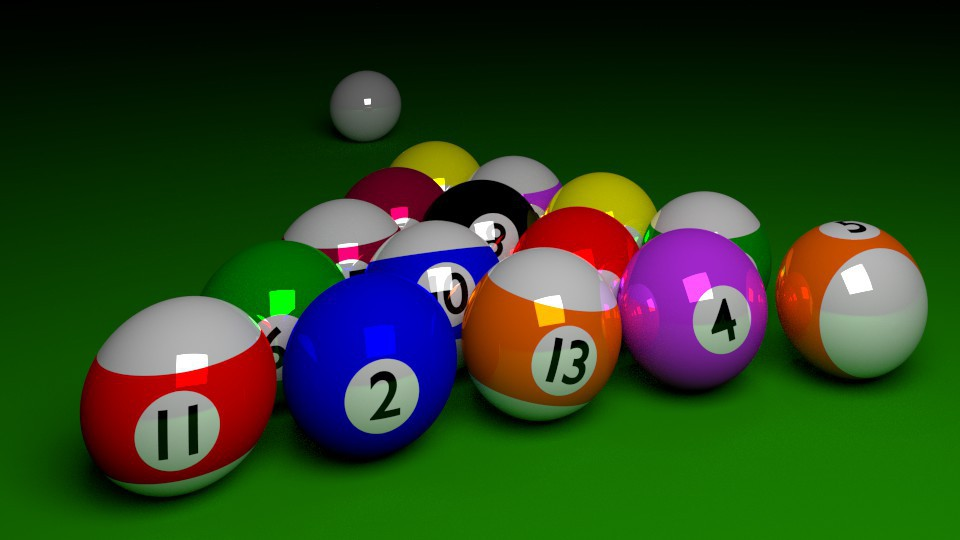 Pool in Blender Other image