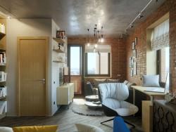 Apartamento en el ático