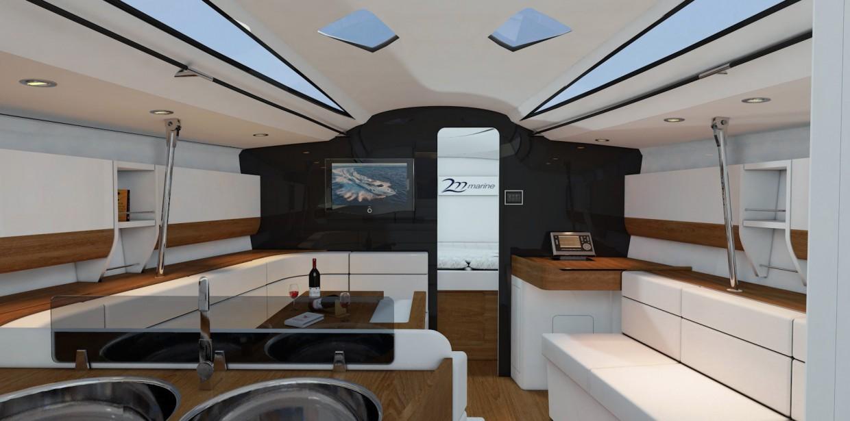 M37 3D дизайн в Cinema 4d vray изображение