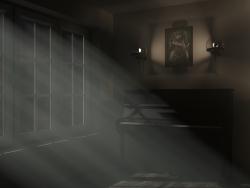 Luz dramática