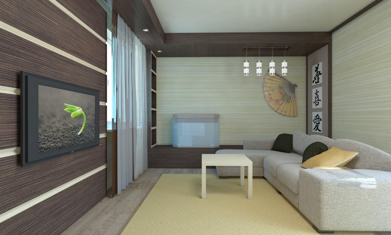 कमरे में रहने वाले 1 विकल्प 3d max vray में प्रस्तुत छवि