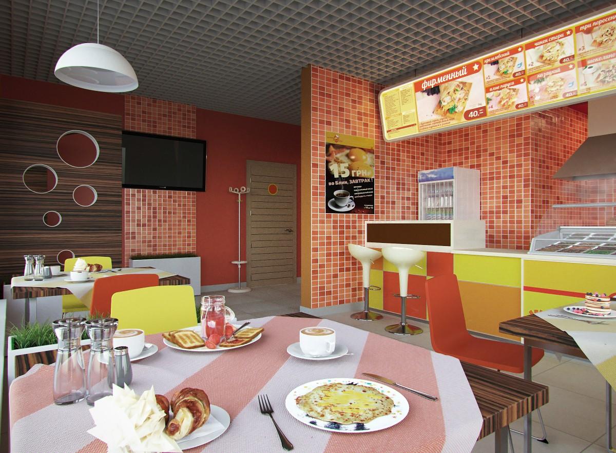 Pancakes ... in 3d max corona render image