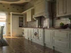 The country house kitchen