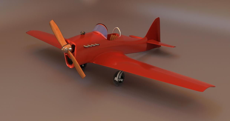 Plane in Blender cycles render image